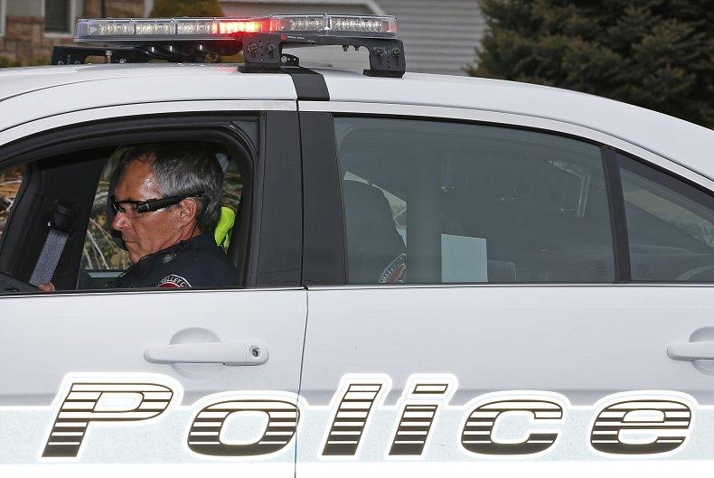 West Valley City Utah police car 2015
