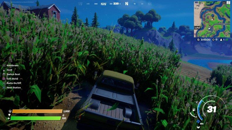 fortnite steel farm location gameplay