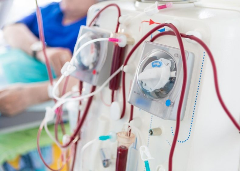 Blood purification