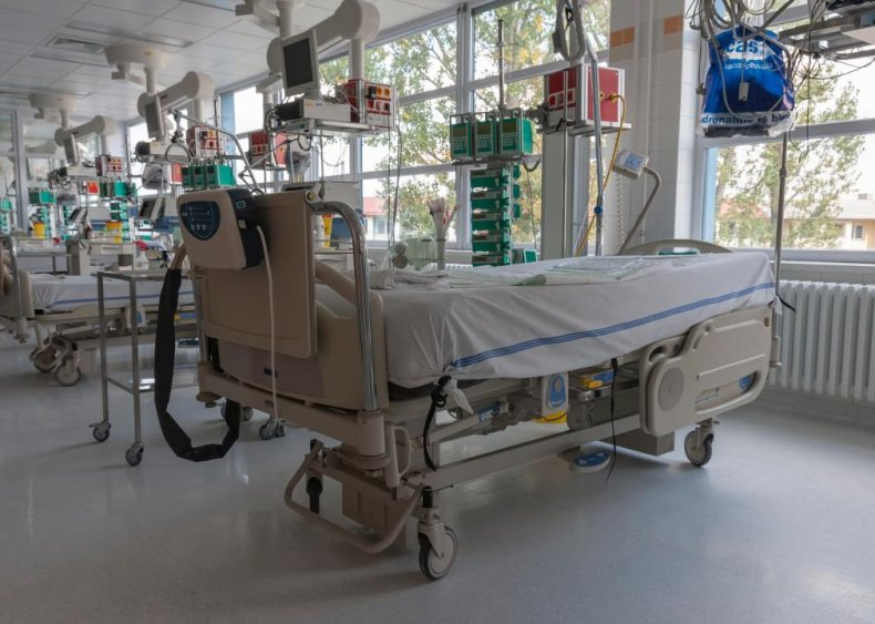 Successful treatment requires hospital capacity