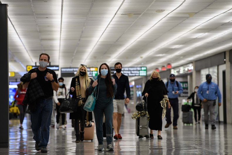 Virginia Washington Dulles International Airport November 2020