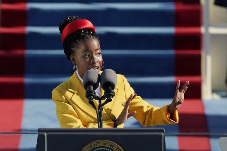 Amanda Gorman, Inauguration, Joe Biden