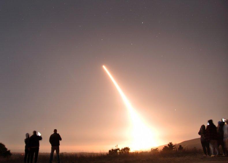 us, nuclear, missile, icbm, test