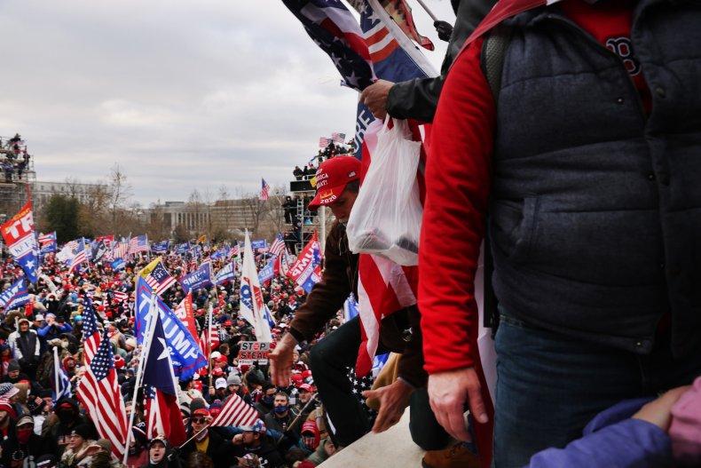 U.S. Capitol, Riot, Donald Trump, 2020 Election