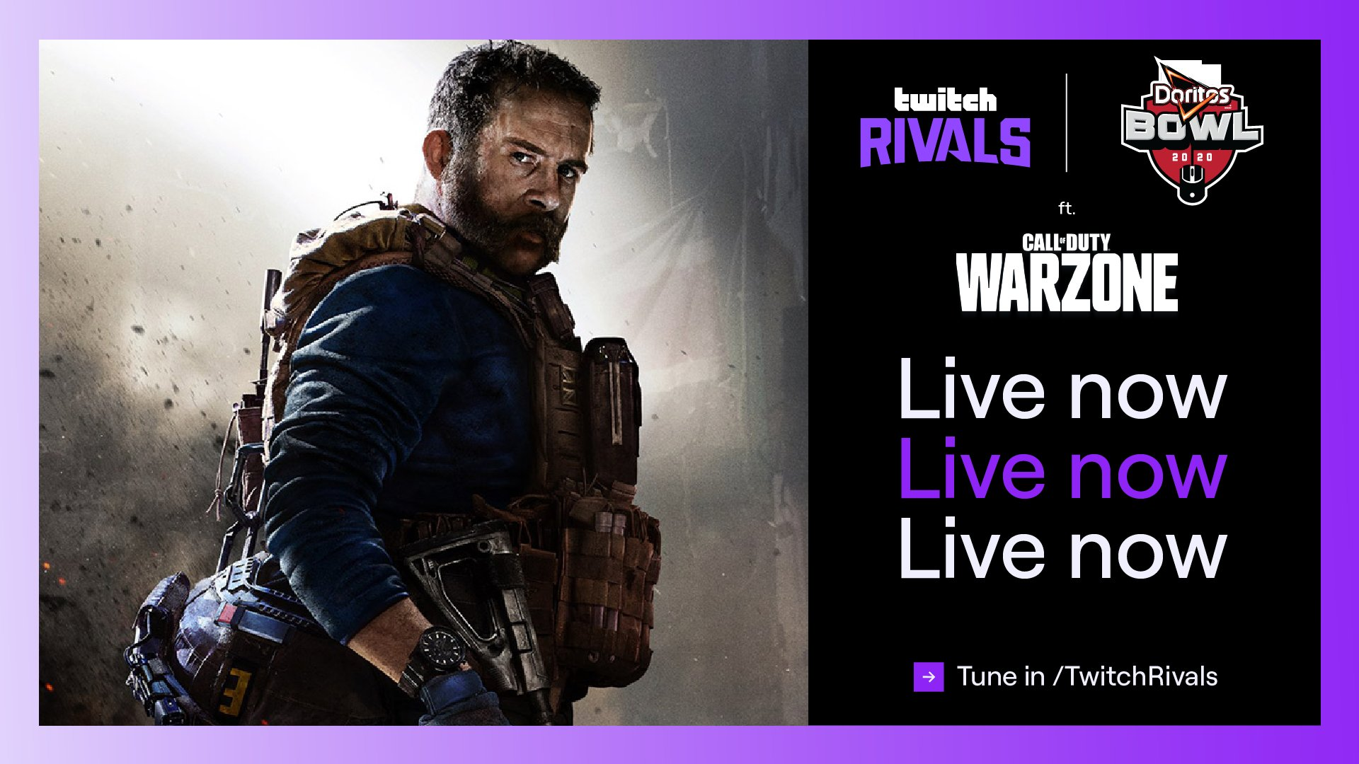 """twitch rivals doritos bowl metzy cheating - Download """"Call of Duty: Warzone"""" player METZY disqualified for cheating in Twitch Rivals, then accuser recants for FREE - Free Game Hacks"""