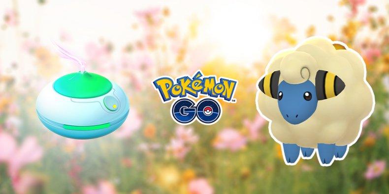 pokemon go mareep incense day event