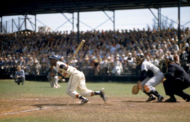 Hank Aaron MLB records