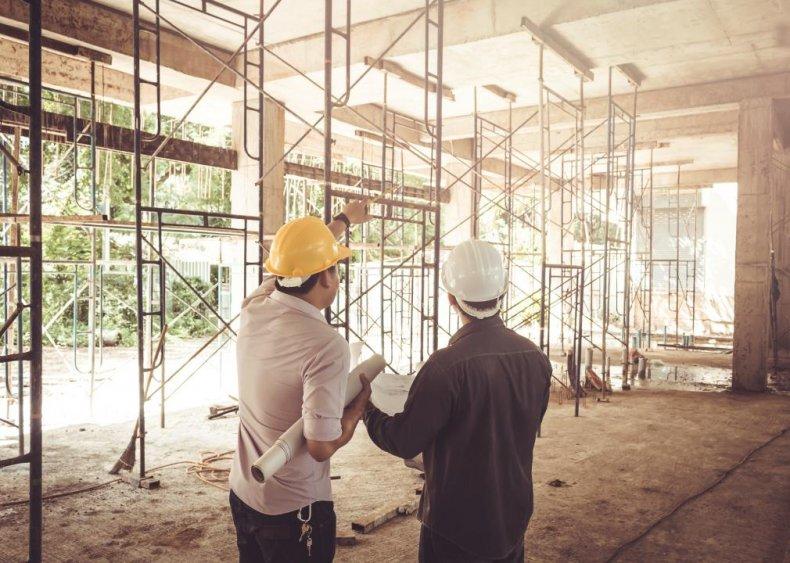 #73. Construction services