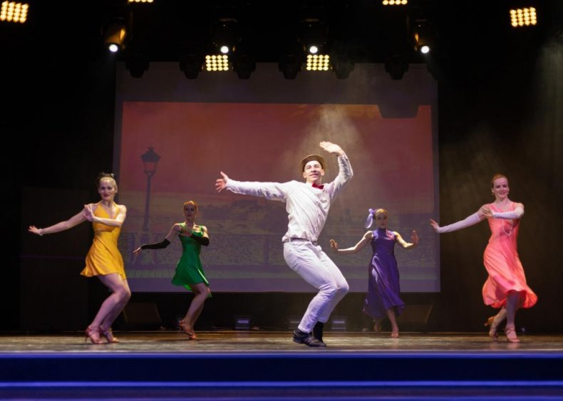 #42. Performing arts