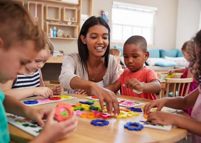 #41. Early childhood education