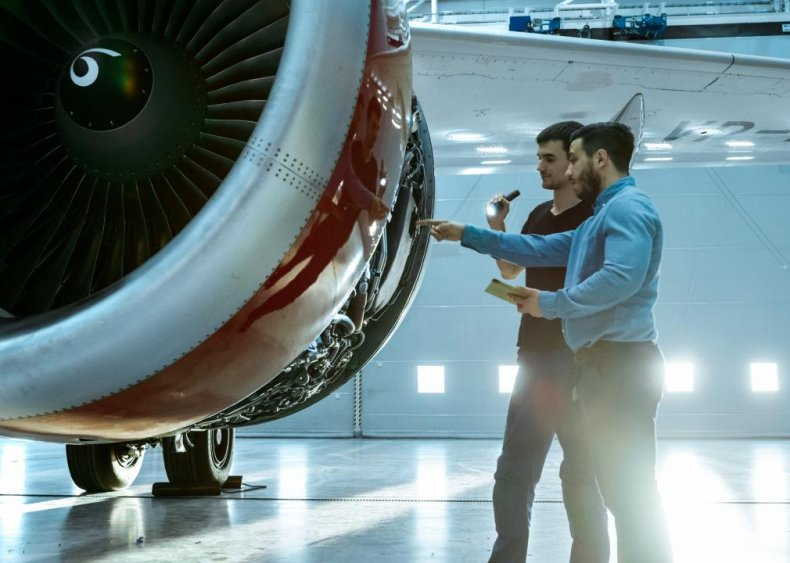 #13. Aerospace engineering