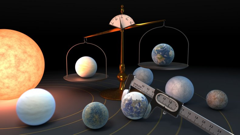 The TRAPPIST-1 planets