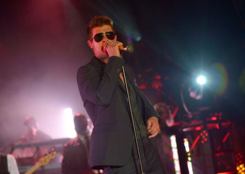 #28. 'Blurred Lines' by Robin Thicke feat. T.I. & Pharrell