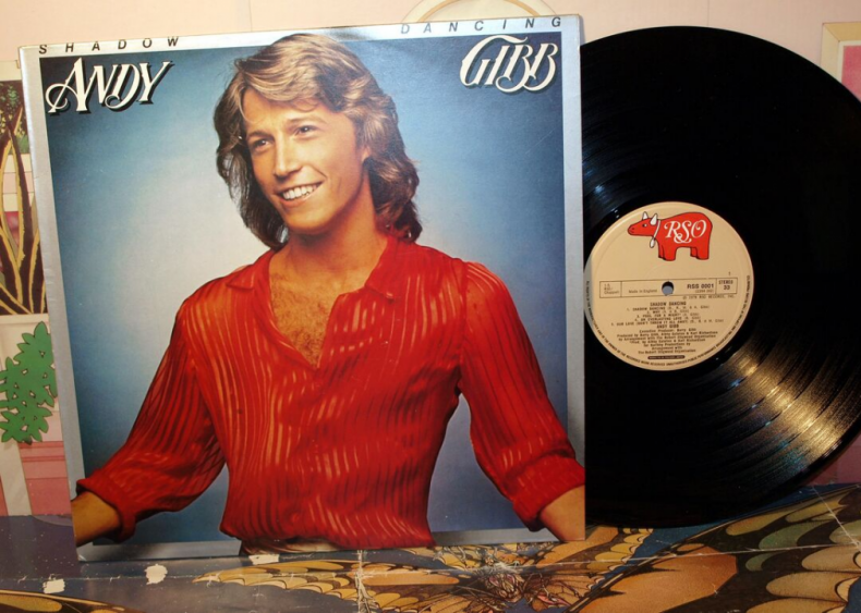 #26. 'Shadow Dancing' by Andy Gibb