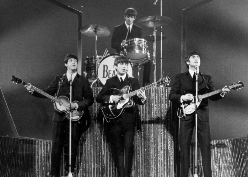 #25. 'I Want to Hold Your Hand' by The Beatles