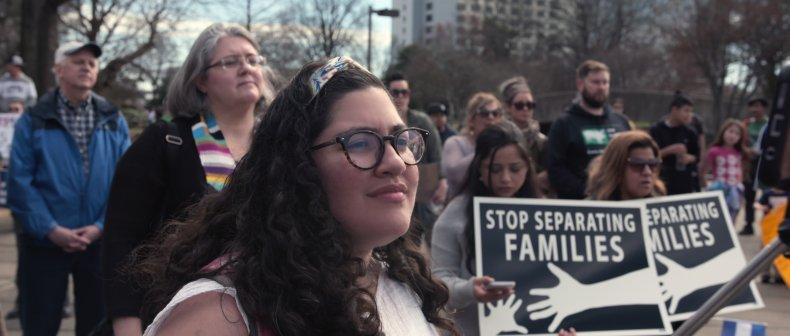 Immigration Nation production still Netflix