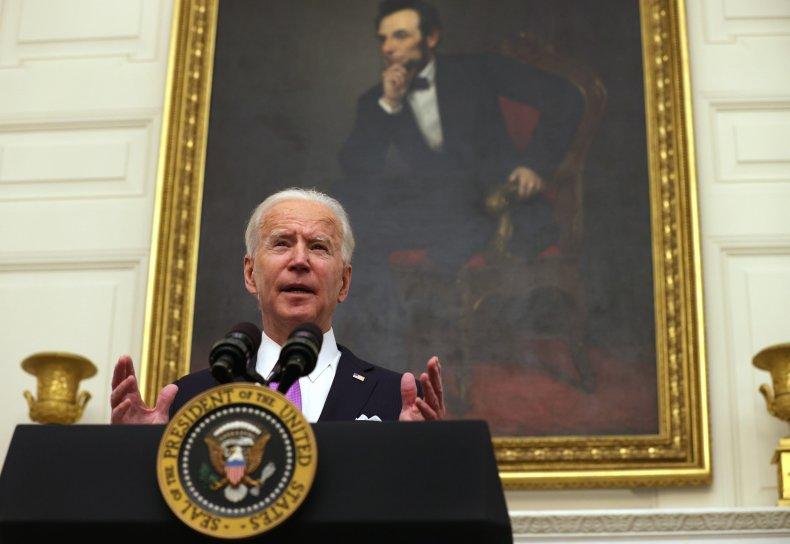 joe biden delivers remarks white house 1/21/2021