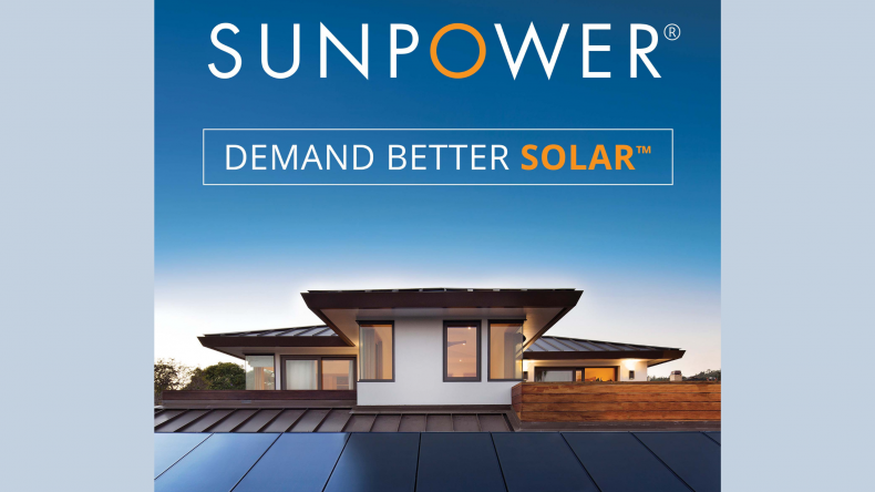 Sunpower Demand Better Solar