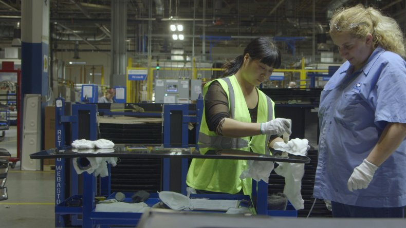 American Factory still Netflix Documentary