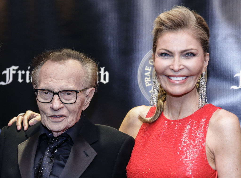 Who are Larry King's 7 ex-wives? Shawn Southwick, Alene Akins, Annette Kaye