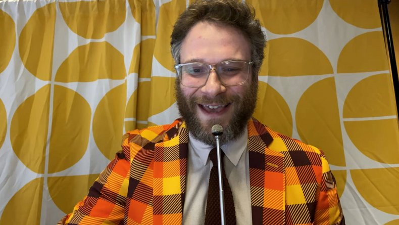 Seth Rogen hosts Hilarity for Charity event
