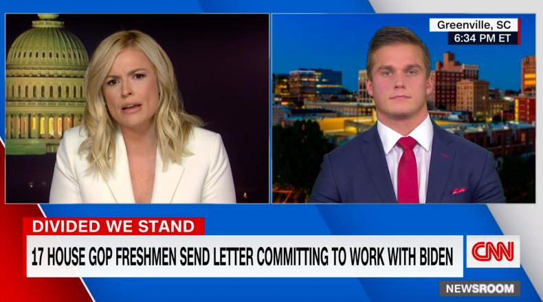 Madison Cawthorn on CNN
