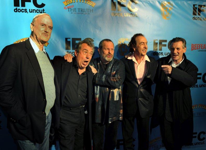 Monty Python Almost the Truth Netflix Documentary