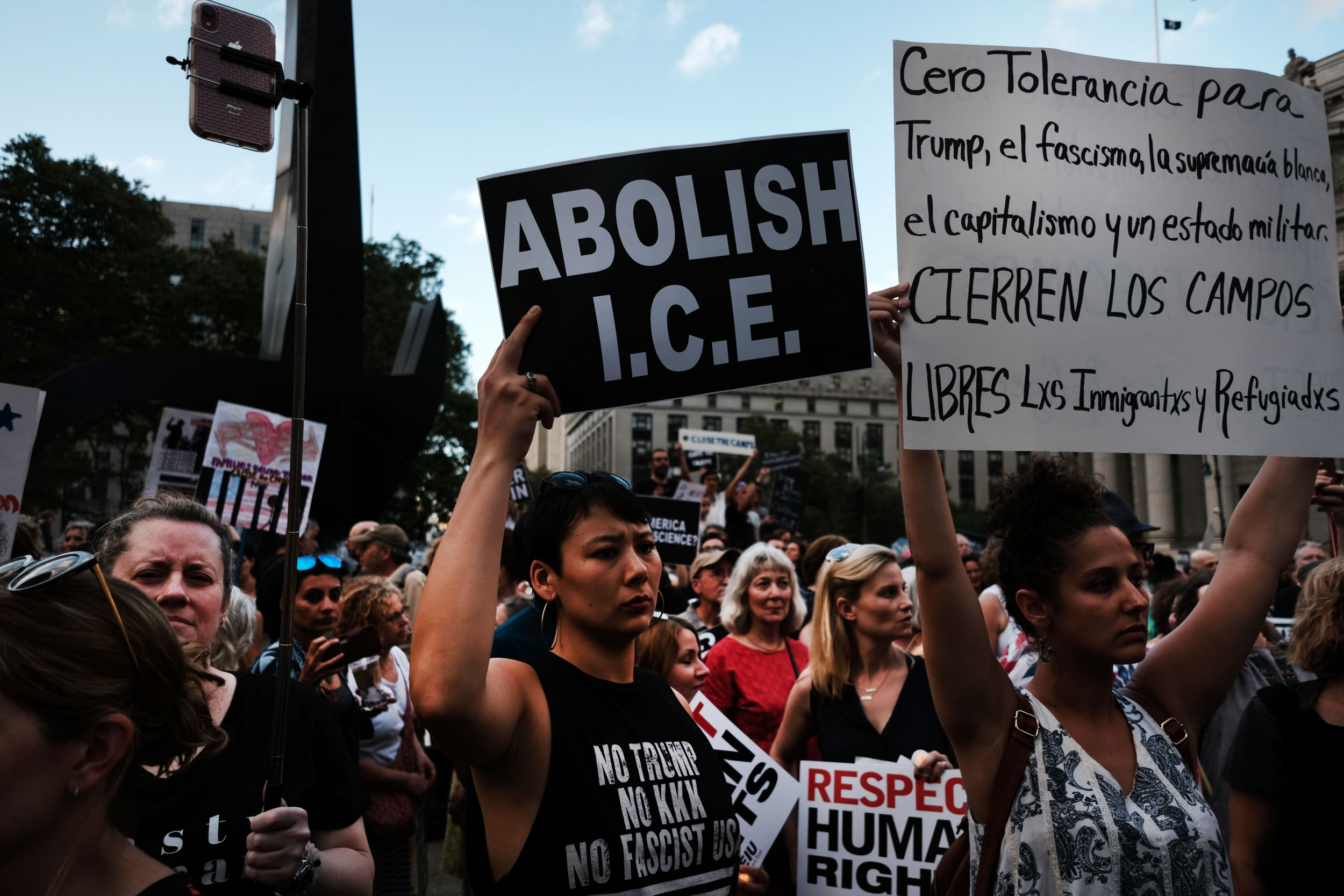 Javier Maradiaga's deportation halted after outrage over ICE ignoring Biden's order