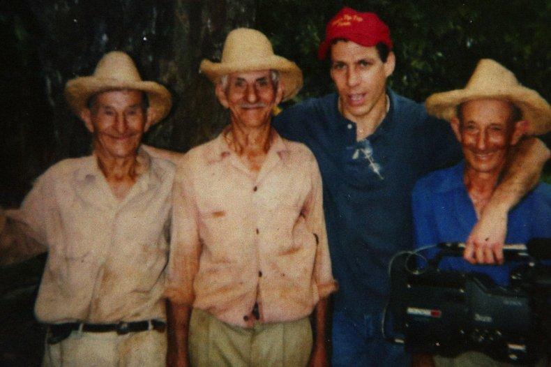 Cuba and the Cameraman Documentary Netflix