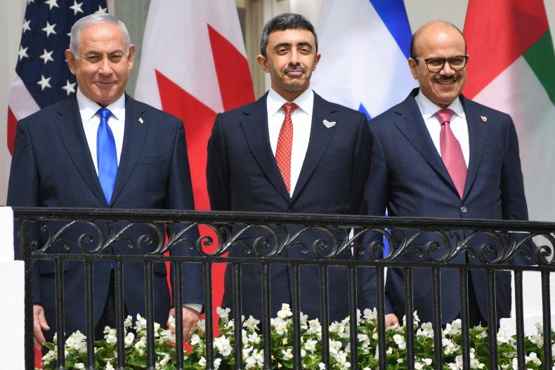 US-ISRAEL-UAE-DIPLOMACY
