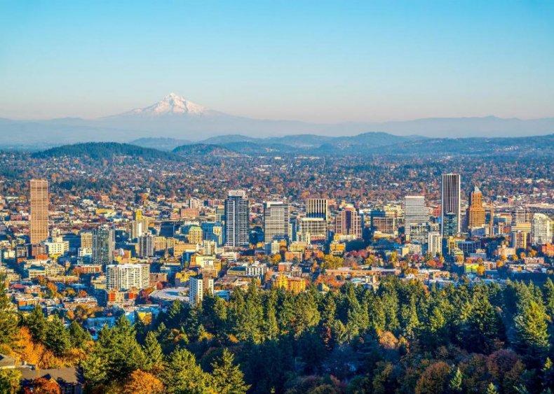#40. Oregon