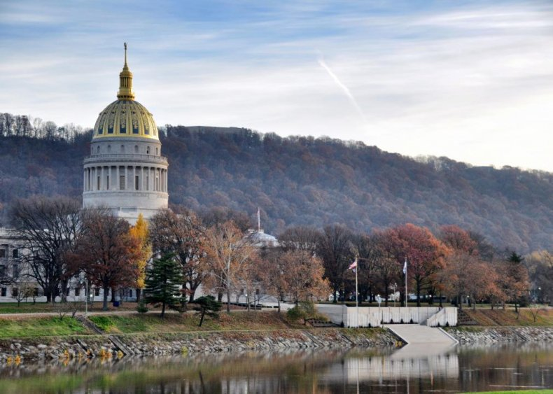 #25. West Virginia