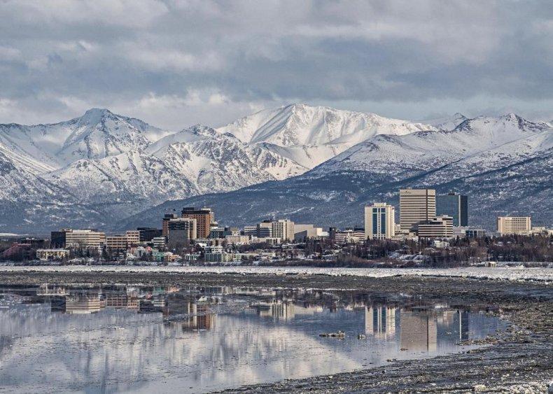 #16. Alaska