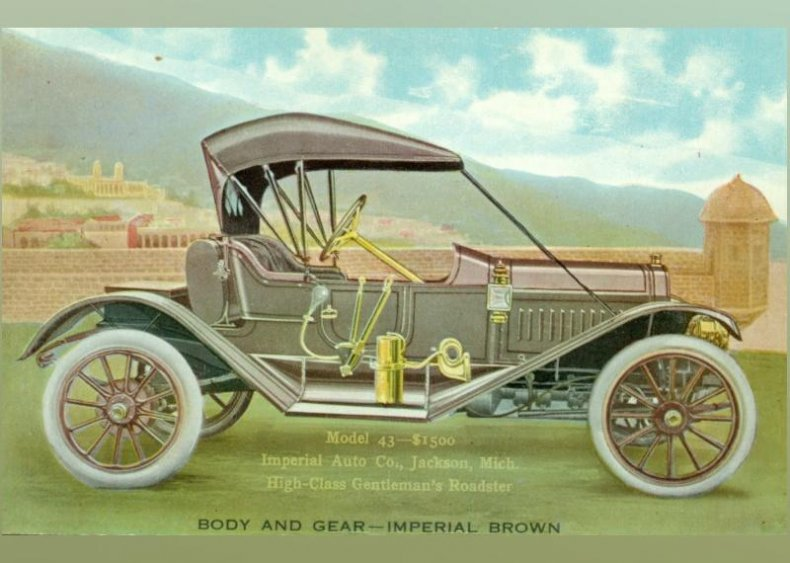Imperial Automobile Co.