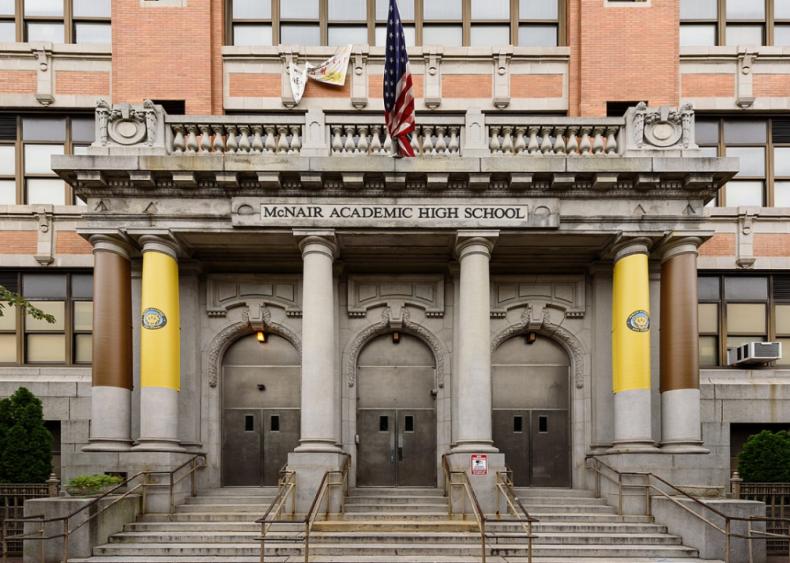 #80. Dr. Ronald E. McNair Academic High School