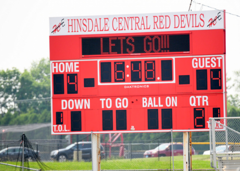 #52. Hinsdale Central High School