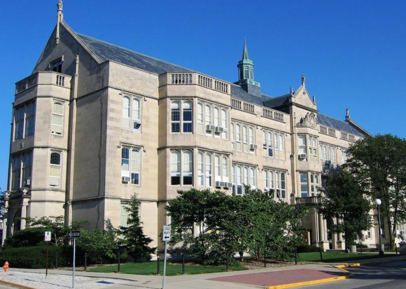 #43. University of Illinois High School