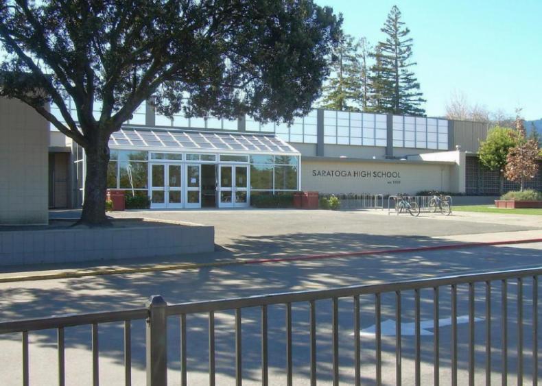 #36. Saratoga High School