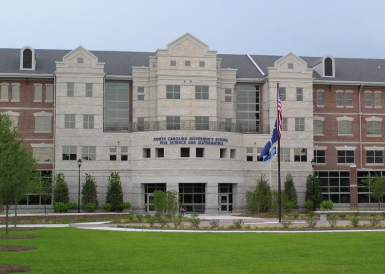 #18. South Carolina Governor's School for Science & Mathematics
