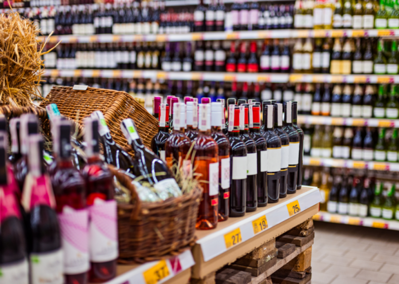 Covid-era alcohol sales by the numbers