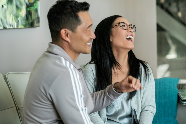 Daniel Dae Kim, Ali Wong Netflix RomCom