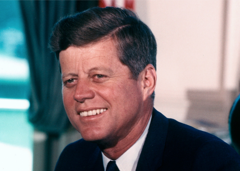 #45. John F. Kennedy
