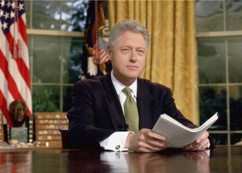 #44. Bill Clinton