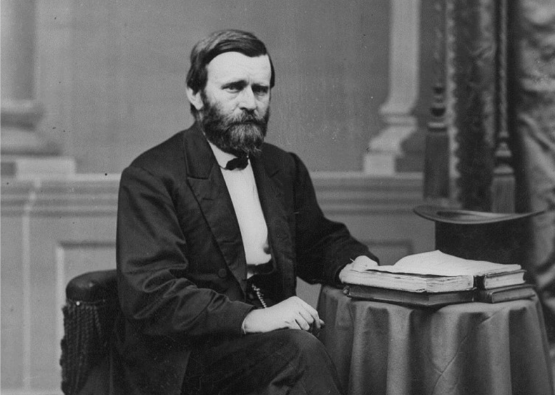 #43. Ulysses S. Grant