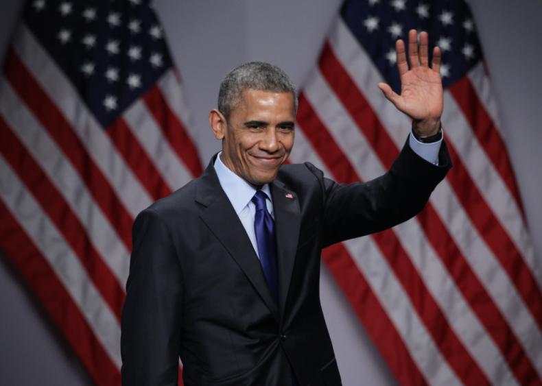 #42. Barack Obama