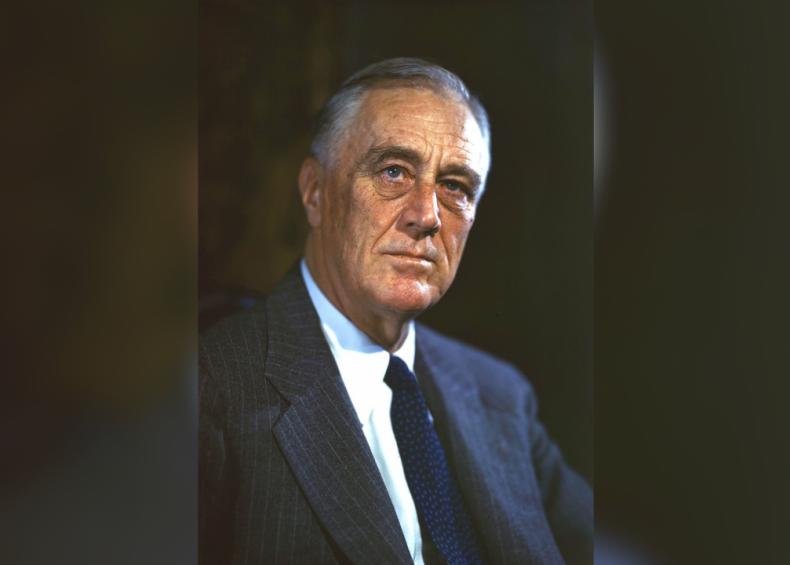 #34. Franklin D. Roosevelt