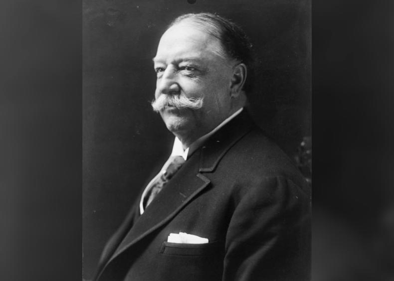 #33. William H. Taft