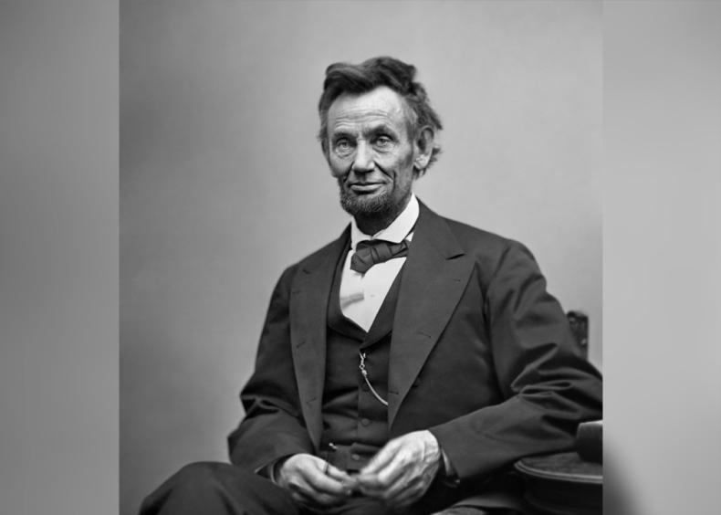 #31. Abraham Lincoln