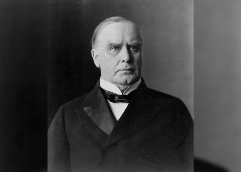#29. William McKinley