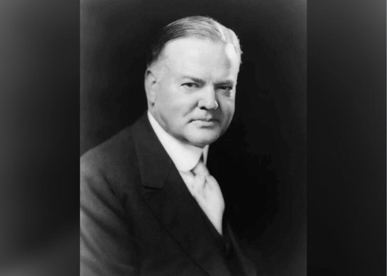 #25. Herbert Hoover